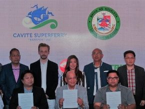 Cavite to Manila Ferry Aims to Ease Travel Time