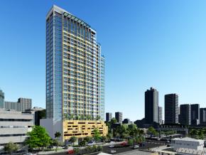 One Wilson Square graces San Juan City skyline