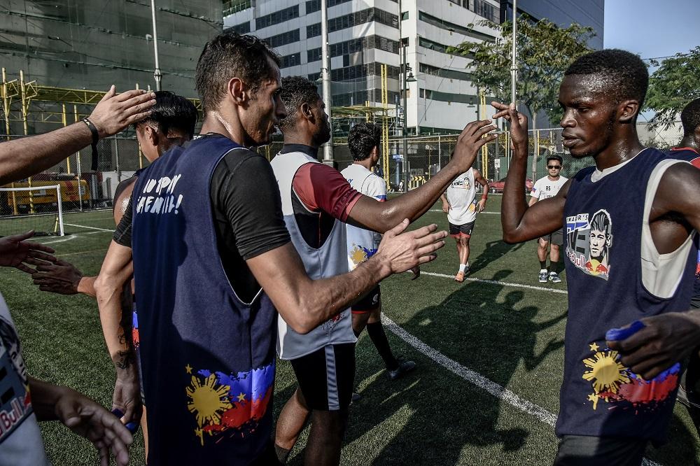 Tondo FC Falls Short at Neymar Jr's Five National Finals to