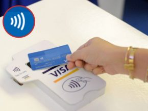 SM now offers 'contactless payments' with Visa