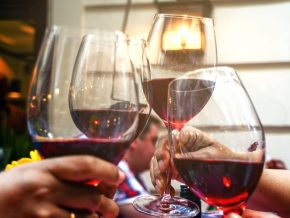 PROMO: Beer and wine are overflowing at Nikkei Rockwell this summer!