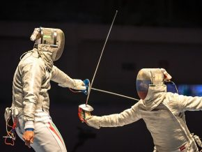 Nine PH Athletes Competing at World Fencing Championships in Italy