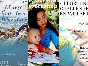 List: Summer Workshops Part 2