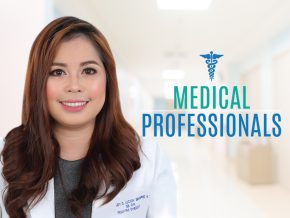 Medical Professionals in Manila: Dr. Rodelle Joy Lucion-Simatupang