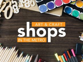 LIST: Art and Craft Shops in Metro Manila