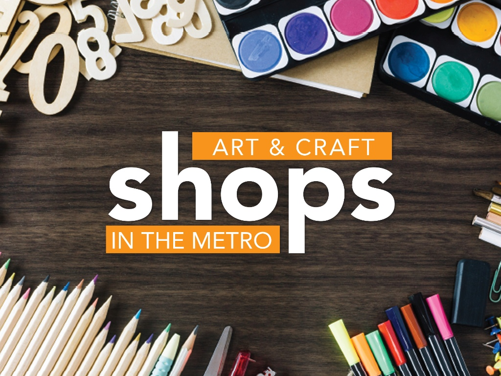 List art and craft shops in metro manila philippine primer lose yourself in their wide collection of art materials ranging from beginner materials and professional tools affordable items to expensive ones solutioingenieria Choice Image