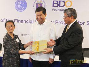 BDO, BSP, DepEd launch Financial Literacy Program for Schools today