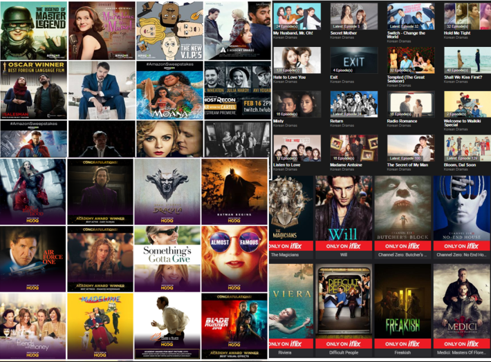 LIST: Mobile Apps Where You Can Watch Movies and Series