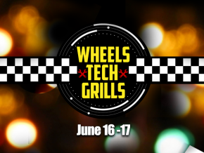 A Wheels-Tech-Grills Kind of Father's Day in BGC!