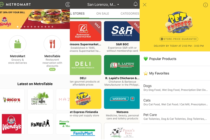 LIST: Food Delivery Apps to Help Satisfy Your Cravings