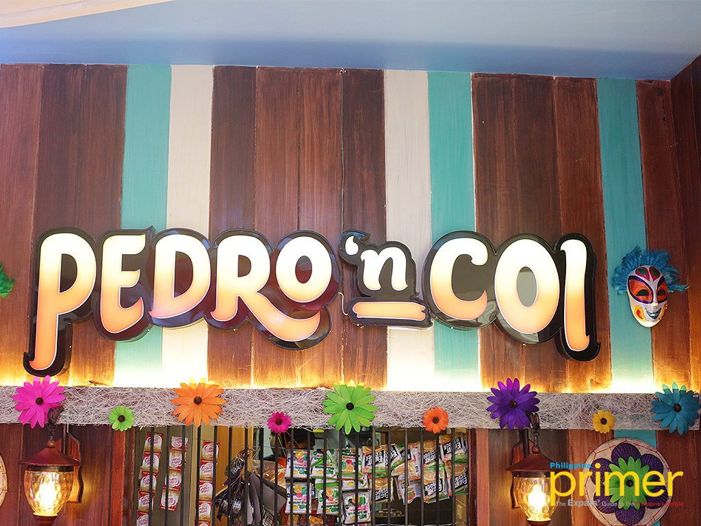 Pedro n coi in resorts world manila philippine primer pedro n coi opens its doors to the crowd at newport mall gumiabroncs Gallery