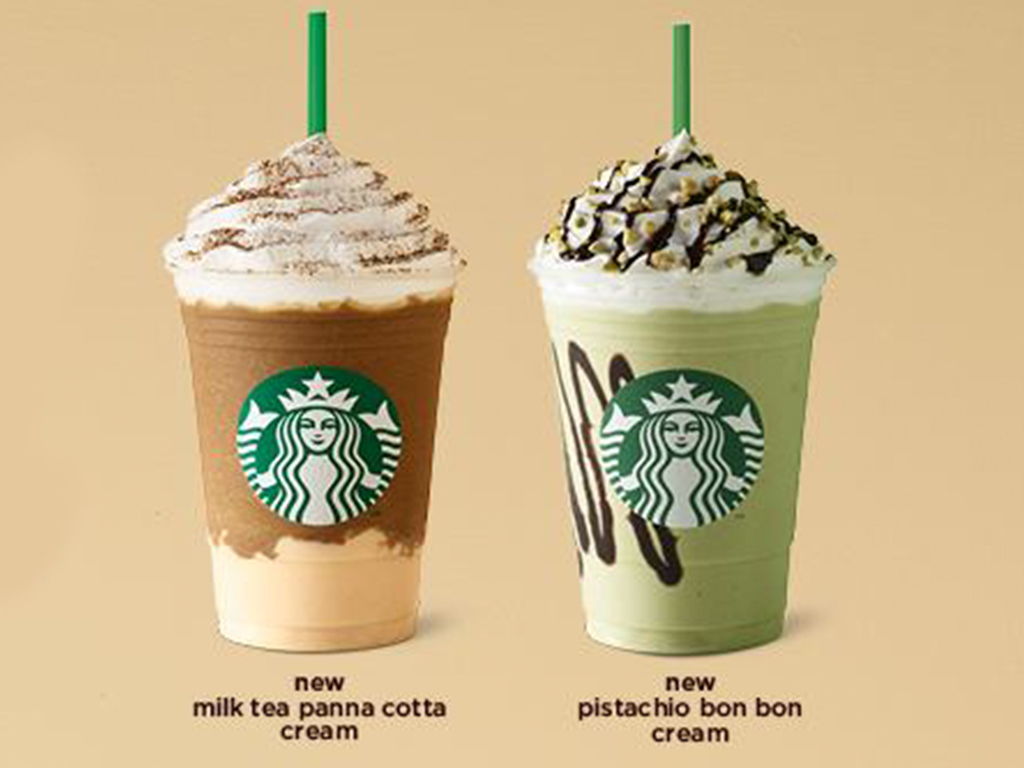 Christmas Starbucks Drinks 2019.Starbucks New Limited Frappuccino Flavors Philippine Primer