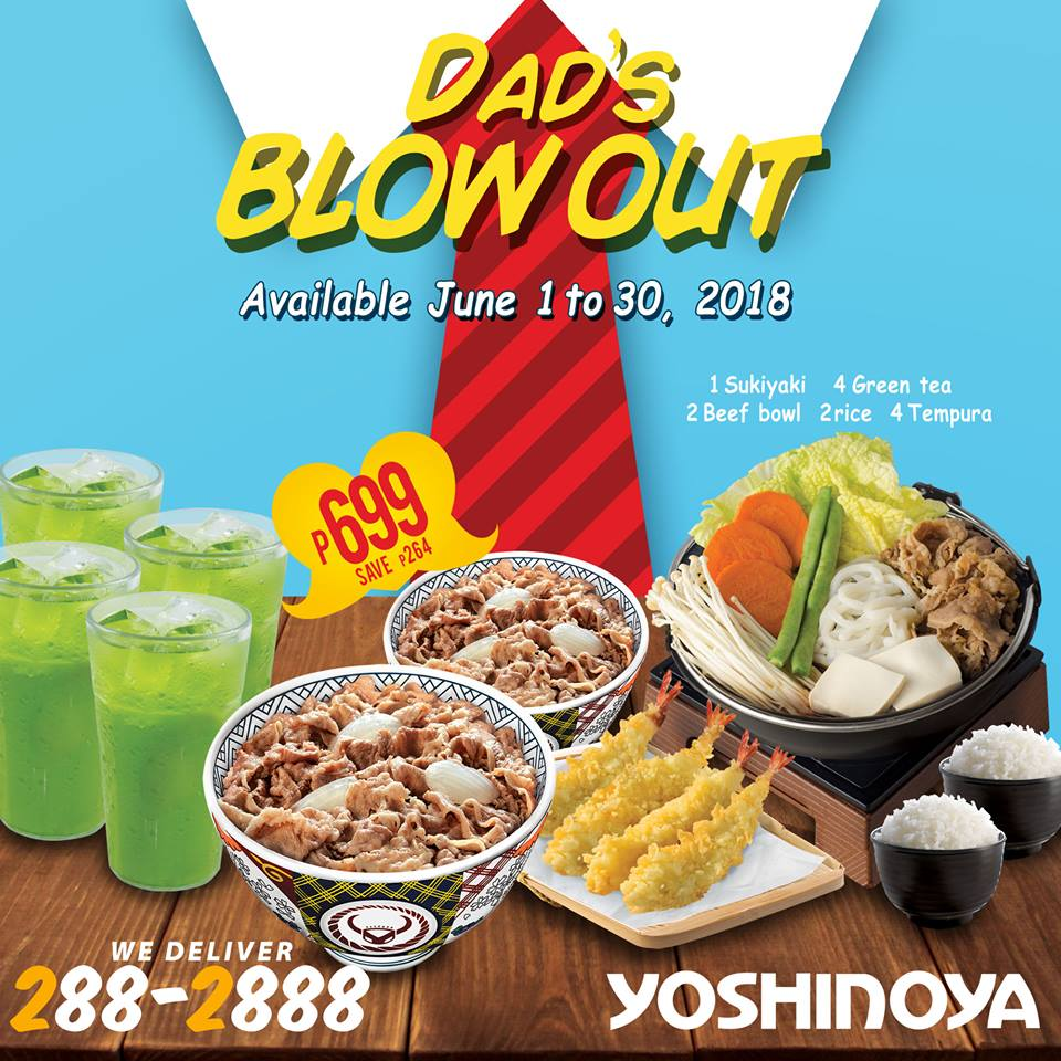 Father's Day 2018: Promos and Discounts | Philippine Primer