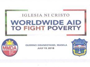 Manila Road Closures on July 14-15 for Iglesia Ni Cristo Event