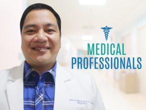 Medical Professionals in Manila: Dr. Christopher Gaviola