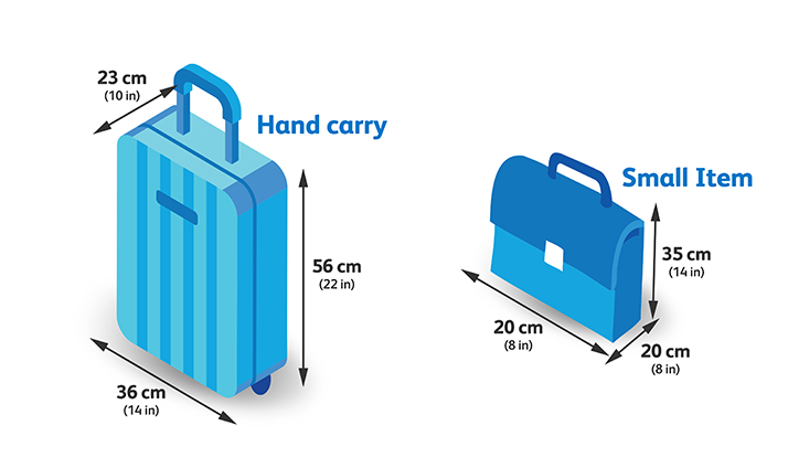Cebu Pacific To Be Strict With The One Hand Carry Baggage