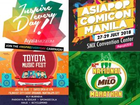 Events Happening this Weekend: July 28-29, 2018