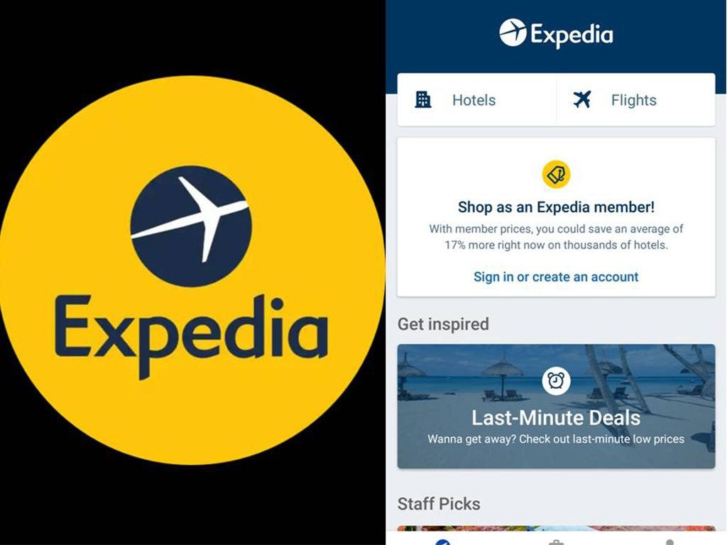 Expedia Is One Of The Best Known Booking Apps In World Capable Both Hotel Rooms And Flights Its A Go To App For Seasoned Travelers