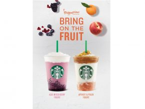New Starbucks Frappuccino Flavors Will Give You a Fruity Chill