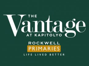 Rockwell Primaries Offers The Vantage at Kapitolyo