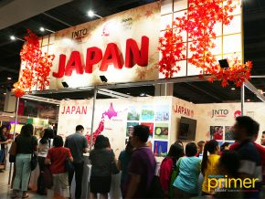 Visit Japan at the Travel Madness Expo until July 8!