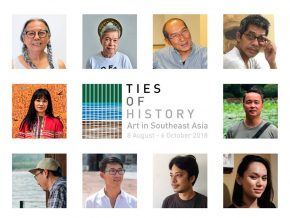 Ties of History: Art in Southeast Asia Opens at Yuchengco Museum