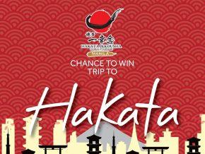 PROMO: Hakata Ikkousha Manila Gives You a Chance to Win a Trip to Hakata, Japan!