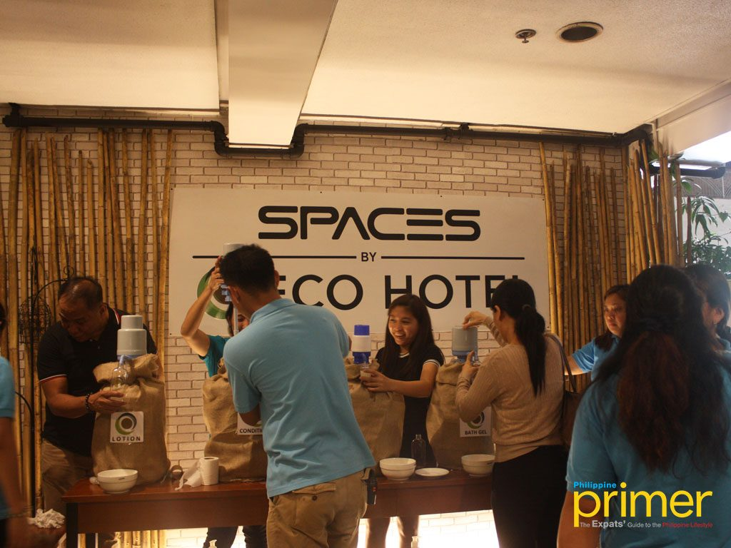 Eco Hotel Philippines Opens Their First Ever Eco Store In Makati And