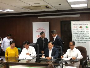 Boracay Sees Fast-Approaching Rehabilitation with EDC's BINHI; Signs Agreement with DENR