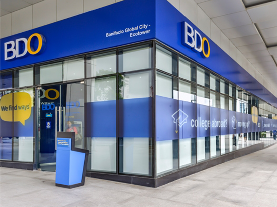 BDO Services Temporarily Unavailable During Holy Week