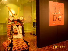 The Spirit of Budo Exhibit at the National Museum of Fine Arts