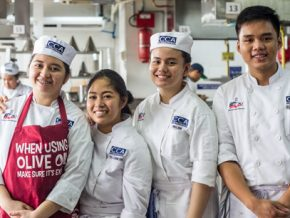 Center for Culinary Arts Manila Offers New Enhanced Courses
