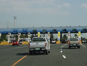 Cavitex Expansion Lane Partially Opens