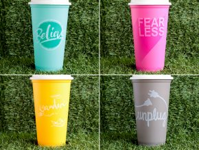 Starbucks Statement Cups Available for a Limited Time