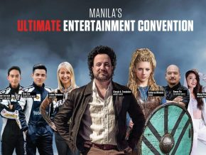 History Con 2018 kicks off with star-studded events that await
