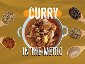 Types of Curry That You Can Try in Metro Manila