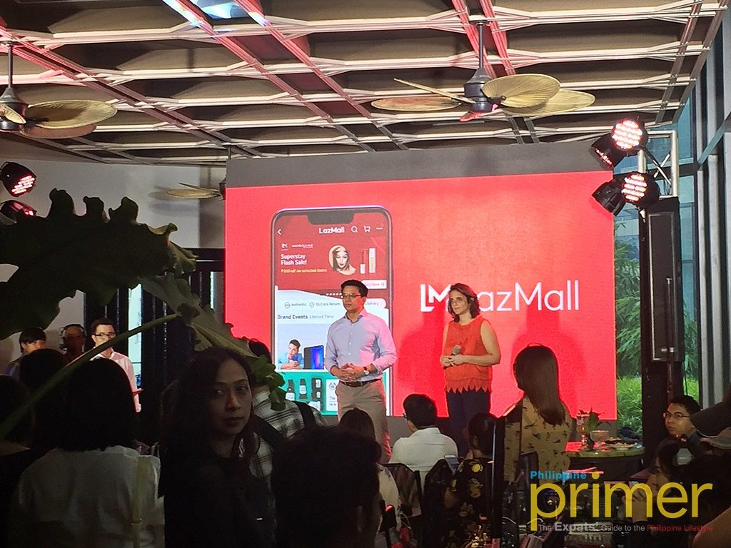 Lazada launches Southeast Asia's biggest mall 'LazMall