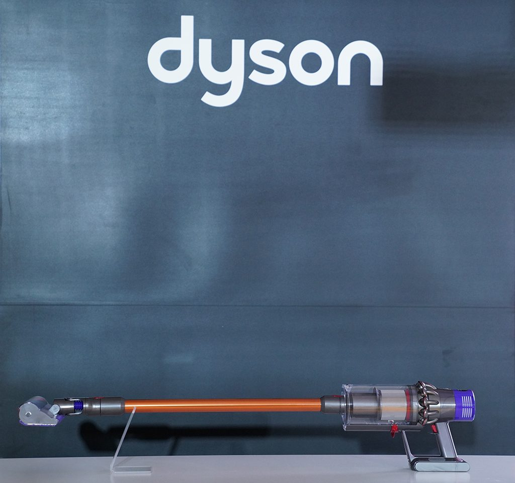 Dyson Introduces the V10: Power of a Corded in a Cordless Vacuum