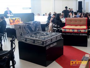 Interactions launch Roche Bobois Collaboration with Filipino Artists