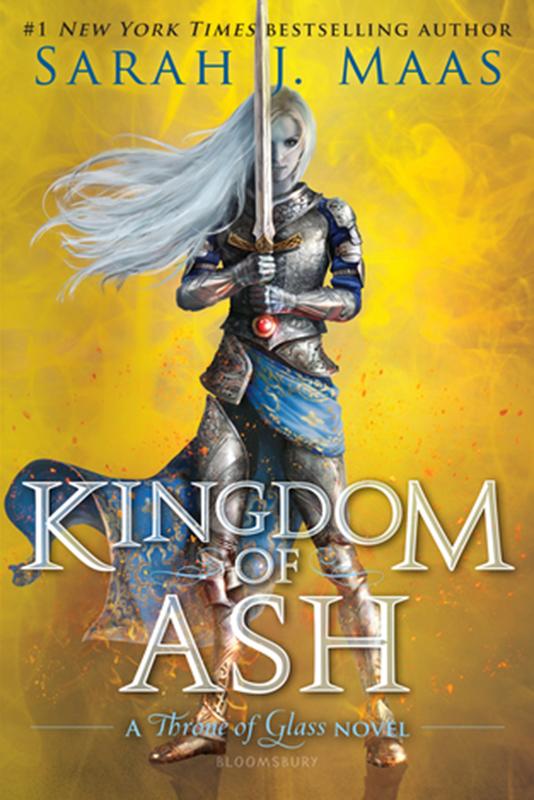 Kingdom of Ash Throne of Glass novel