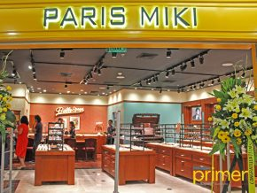Paris Miki Opens Second Store at The Podium