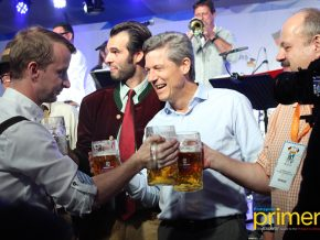 German Club Manila's 80th Oktoberfest: A Walk-Through to the Star-Studded Celebration