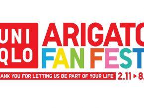 UNIQLO to Launch Arigato Fan Fest from November 2 to 8