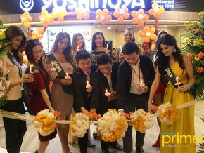 Yoshinoya Opens Newest Branch in Robinsons Galleria