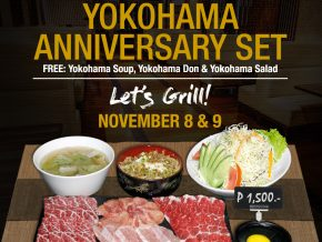 PROMO: YOKOHAMA Meat Kitchen Celebrates 4th Anniversary With Two Exclusive Set Meals