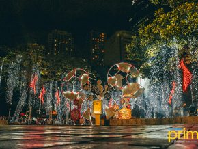 Disney-Themed Ayala Festival of Lights Opens in Makati