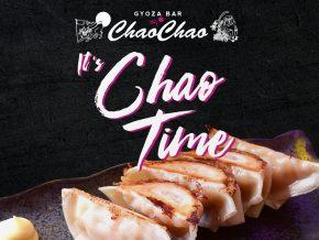PROMO: Chao Chao Gyoza Bar in BGC Offers Unli Gyoza This December