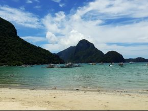 El Nido Establishments Closed As Rehabilitation Begins
