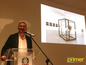 'Spaces of Contemporary Art in Italy' Brings Italy Closer to the Philippines