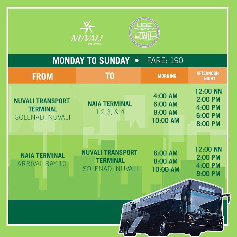 Ube Express Adds Muntinlupa Laguna Routes Philippine Primer